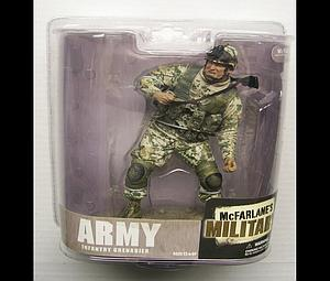 Military Series 6s: Army Infantry Grenadier