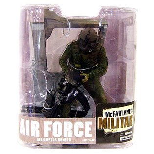 Military Series 6s: Air Force Helicopter Gunner