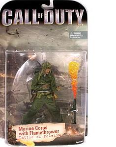 Call of Duty Series 1: Marine Corps w/ Flamethrower