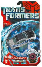 Transformers Movie Series (2007) Series Deluxe Class Autobot Camshaft