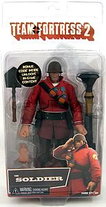 "Valve Team Fortress 2 RED 7"" Soldier"