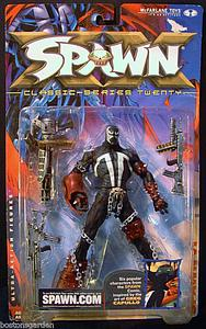 Spawn Classic Series 20: Spawn VI w/ Mask