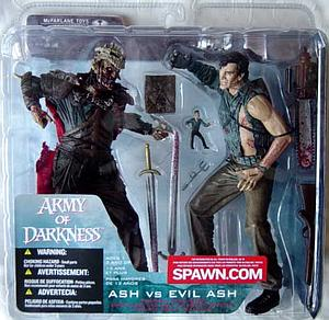 Spawn Army of Darkness 2-Pack: Ash vs. Evil Ash