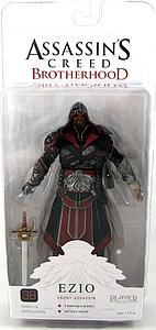 "Assassin's Creed Brotherhood 7"": Ezio Ebony Assassin"