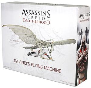 "Assassin's Creed Brotherhood 13"" Vehicle Figure: Da Vinci's Flying Machine"
