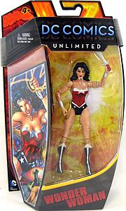 Mattel DC Comics Unlimited Series 2: Wonder Woman