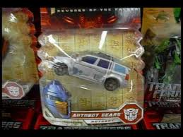 Transformers Revenge of the Fallen Series Deluxe Class Autobot Gears