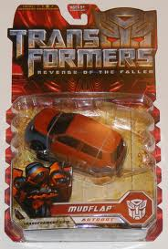 Transformers Revenge of the Fallen Series Deluxe Class Mudflap