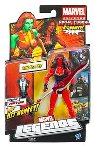 Marvel Legends Hit Monkey Series 4: Red She-Hulk