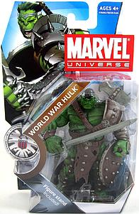 "Marvel Universe 3 3/4"" 2011 Wave 1: #03 World War Hulk"