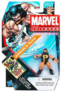 "Marvel Universe 3 3/4"" 2012 Wave 4: #20 Marvel's Puck"