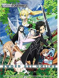Weiβ Schwarz Trading Card Game Booster Box: Sword Art Online