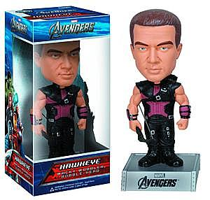 Wacky Wobblers Marvel's The Avengers Bobbleheads: Hawkeye