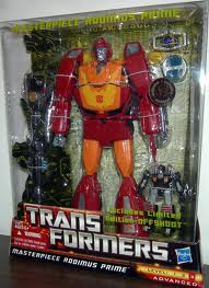 Transformers Universe Series Leader Class Rodimus Prime
