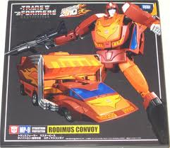 Transformers Masterpiece Series Leader Class Rodimus Convoy