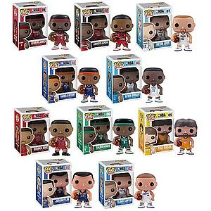 Pop! Sports NBA Vinyl Figure Assorted Case (Retired)