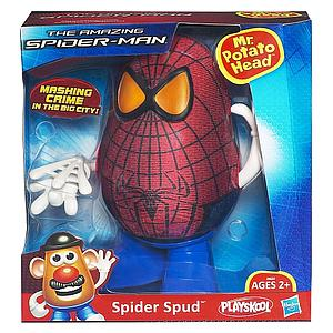 Mr. Potato Head: The Amazing Spider Spud