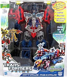 Transformers Prime Series Leader Class Optimus Maximus