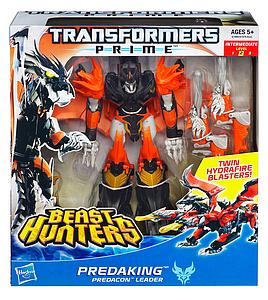 Transformers Prime Beast Hunters Voyager Class: Predaking
