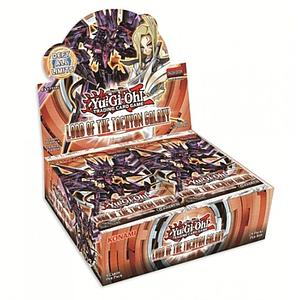 YuGiOh Trading Card Game Lord of the Tachyon Galaxy: Booster Box