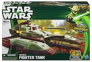 Star Wars Vehicle Republic Fighter Tank