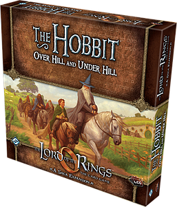 The Lord of the Rings: The Card Game - The Hobbit Over Hill and Under Hill
