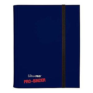 9-Pocket Pro-Binder: Dark Blue