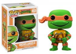 Pop! Television Teenage Mutant Ninja Turtles Vinyl Figure Michelangelo #62