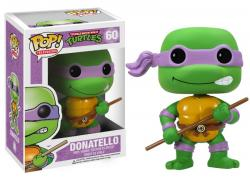 Pop! Television Teenage Mutant Ninja Turtles Vinyl Figure Donatello #60