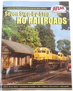 Seven Step-By-Step HO Railroads (13)