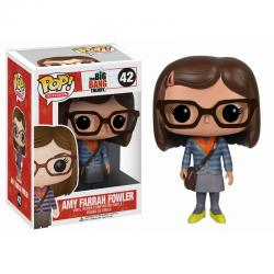 Pop! Television Big Bang Theory Vinyl Figure Amy Farrah Fowler #42 (Retired)