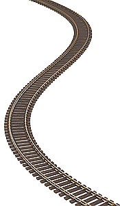 "Code 100 36"" Super-Flex Track [25 Pieces] (168)"