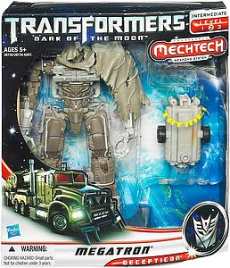 HASBRO Transformers Dark of the Moon Series Voyager Class Megatron