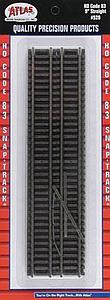 "Code 83 9"" Snap-Track Straight Section [6-Pieces] (520)"