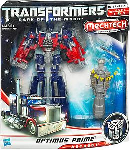 HASBRO Transformers Dark of the Moon Series Voyager Class Optimus Prime