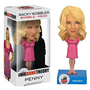 Wacky Wobblers Big Bang Theory Bobbleheads: Penny
