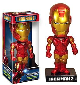 Wacky Wobblers Iron Man 2 Bobbleheads: Iron Man