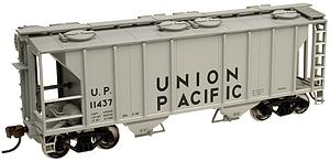 PS-2 Covered Hopper - Union Pacific  (11368)