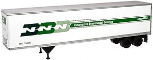45' Pines Trailer - Burlington Northern (29042)