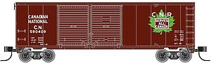 Trainman 40' Double Door Boxcar - Canadian National (38813)