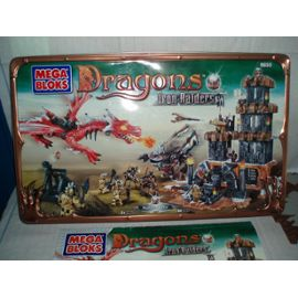 Mega Bloks Dragons Iron Raiders: Raider's Keep (9650)