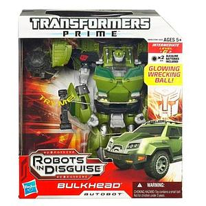 Transformers Prime Series Voyager Class Bulkhead
