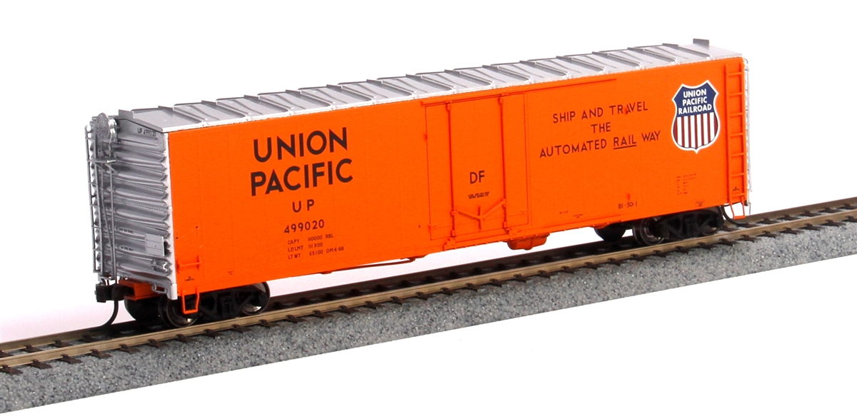 Plug Door Boxcar - Union Pacific (20001377)