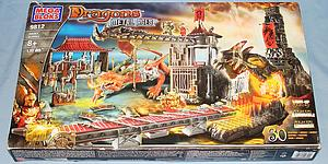 Mega Bloks Dragons Metal Ages: Odaku Armoury (9891)
