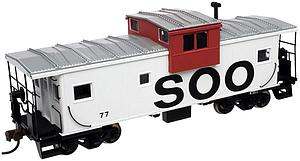 Extended Vision Caboose - Soo Line (20001574)