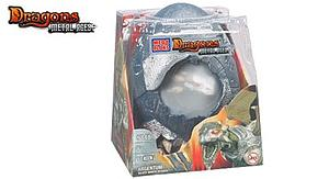 Mega Bloks Dragons Metal Ages: Argentum Silver Armor Dragon (9848)