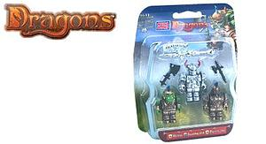 Mega Bloks Dragons: Forest Expedition (9631)