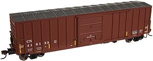 50' Precision Design Boxcar - Canadian National (20001981)