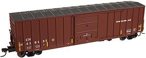 50' Precision Design Boxcar - Canadian National (20001982)