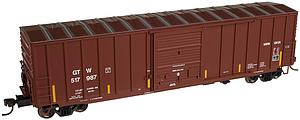 50' Precision Design Boxcar - Canadian National (20001983)